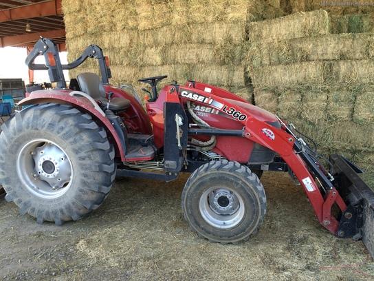 Farmall Compact Tractor : Case ih farmall compact utility tractors john