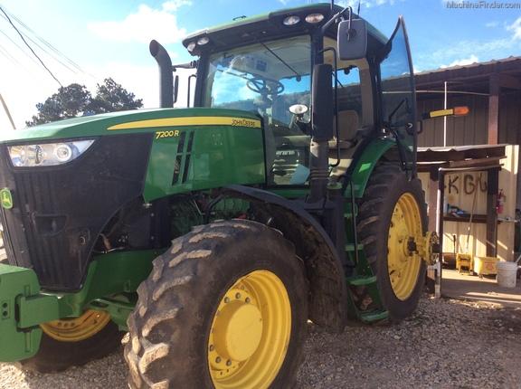2012 John Deere 7200R