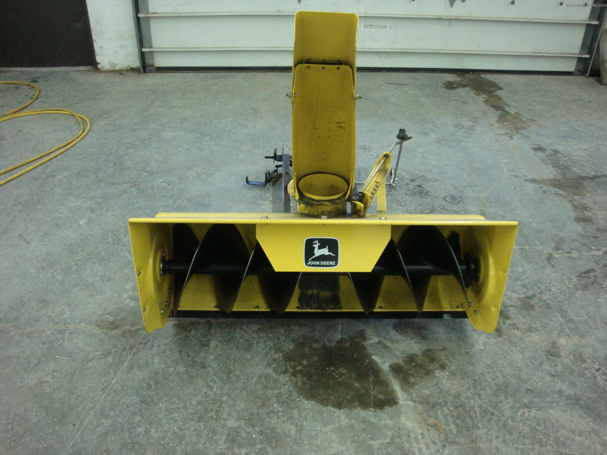 D140 Snowblower compatability - MyTractorForum.com - The Friendliest  Tractor Forum and Best Place for Tractor Information