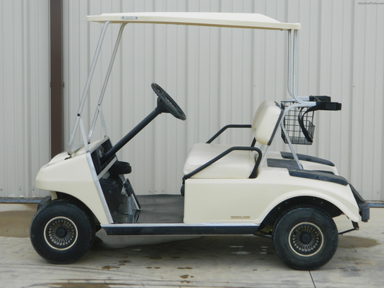 2003 Ingersoll-Rand CLUB CAR