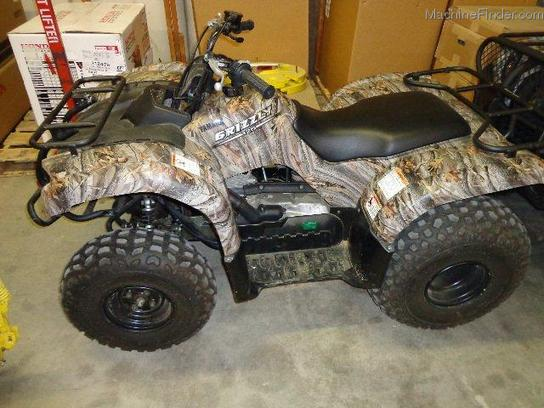 2009 Yamaha Grizzly 125