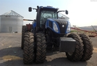 2011 New Holland T8360