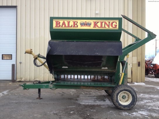 2003 Bale King 3000 Vortex