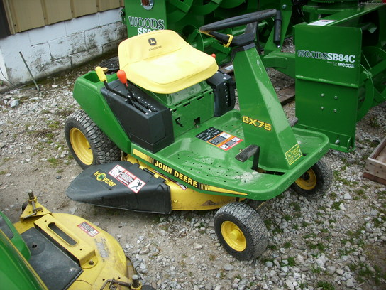 1995 John Deere Gx75 9 Hp 30 U0026quot  Mower Lawn  U0026 Garden And