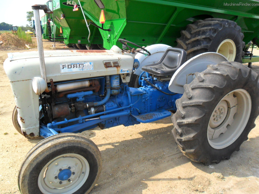 Ford 4000 Backhoe Parts : Ford tractor parts ireland