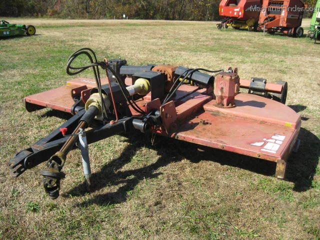 Bush Hog 3210 Rotary Cutters Flail Mowers Shredders