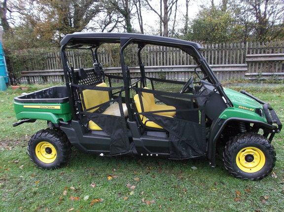 John Deere XUV 550 S4