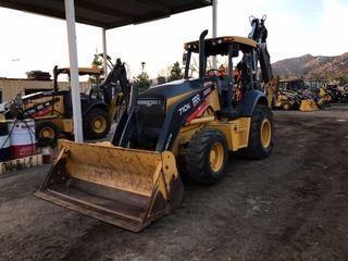 Detail photo of 2014 John Deere 710K from Construction Equipment Guide