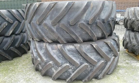 John Deere Rear Tyres
