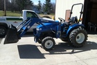 2004 New Holland TC33D