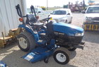1999 New Holland TC21