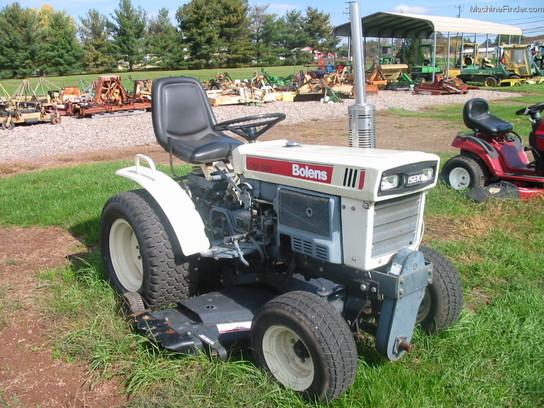 Bolens G152 Parts Lookup : Bolens g tractors compact hp john deere