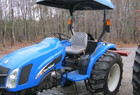 New Holland TC40A