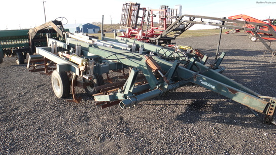 1995 Calkins 13' Chisel Chopper