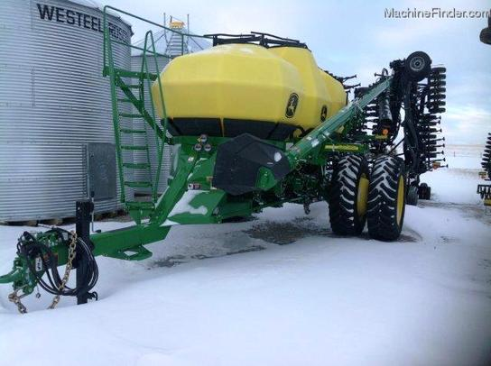2012 John Deere 1910 and Flexicoil 5000HD