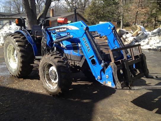 2006 New Holland TN75A