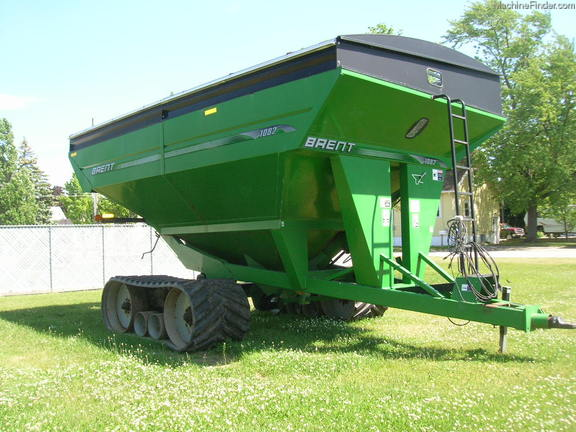 2010 Brent 1082 Grain Carts John Deere Machinefinder