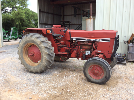 1982 International Harvester 584