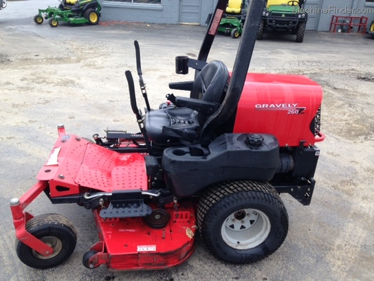 2004 Gravely Z260 Lawn Amp Garden And Commercial Mowing