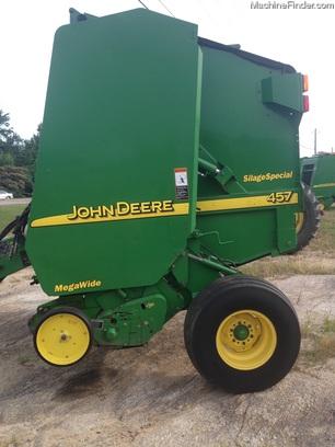 2005 John Deere 457