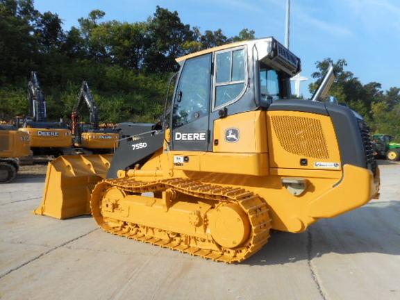 Detail photo of 2008 John Deere 755D from Construction Equipment Guide