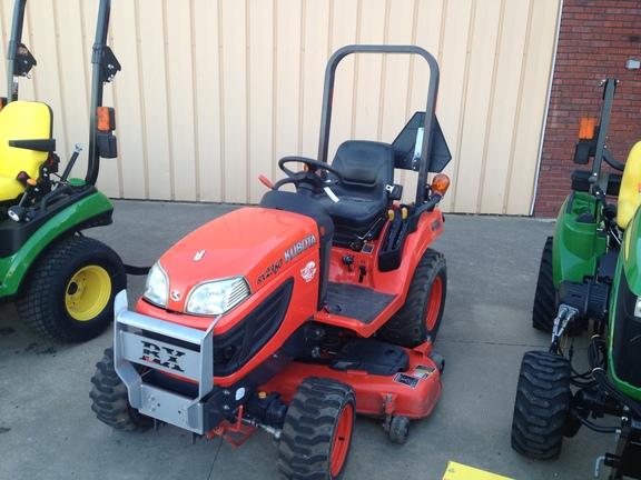 Kubota Bx2360 Front Axle : Kubota b compact utility tractors for sale