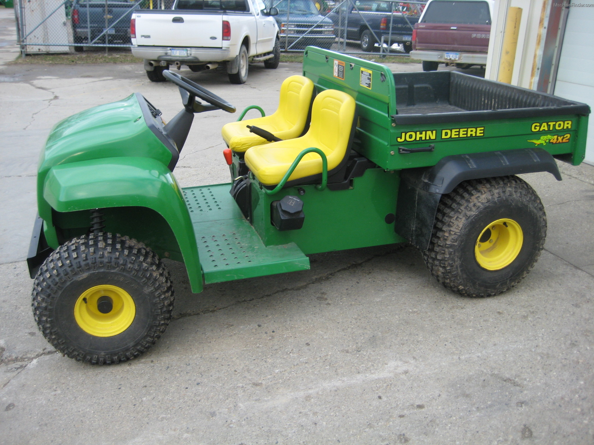 2000 John Deere 4x2 Atv 39 S And Gators John Deere