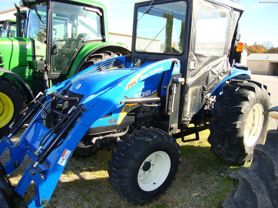 2008 New Holland Boomer 4055