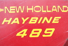 1985 New Holland 489