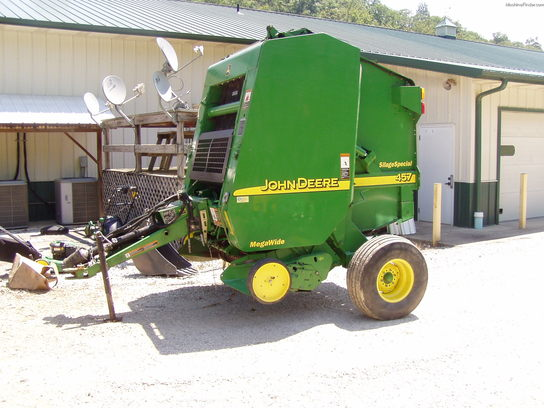 2003 John Deere 457 SILAGE SPECIAL 0% FINANCE AVAIL.