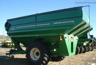 2009 J&M 1151-22S GRAIN CART
