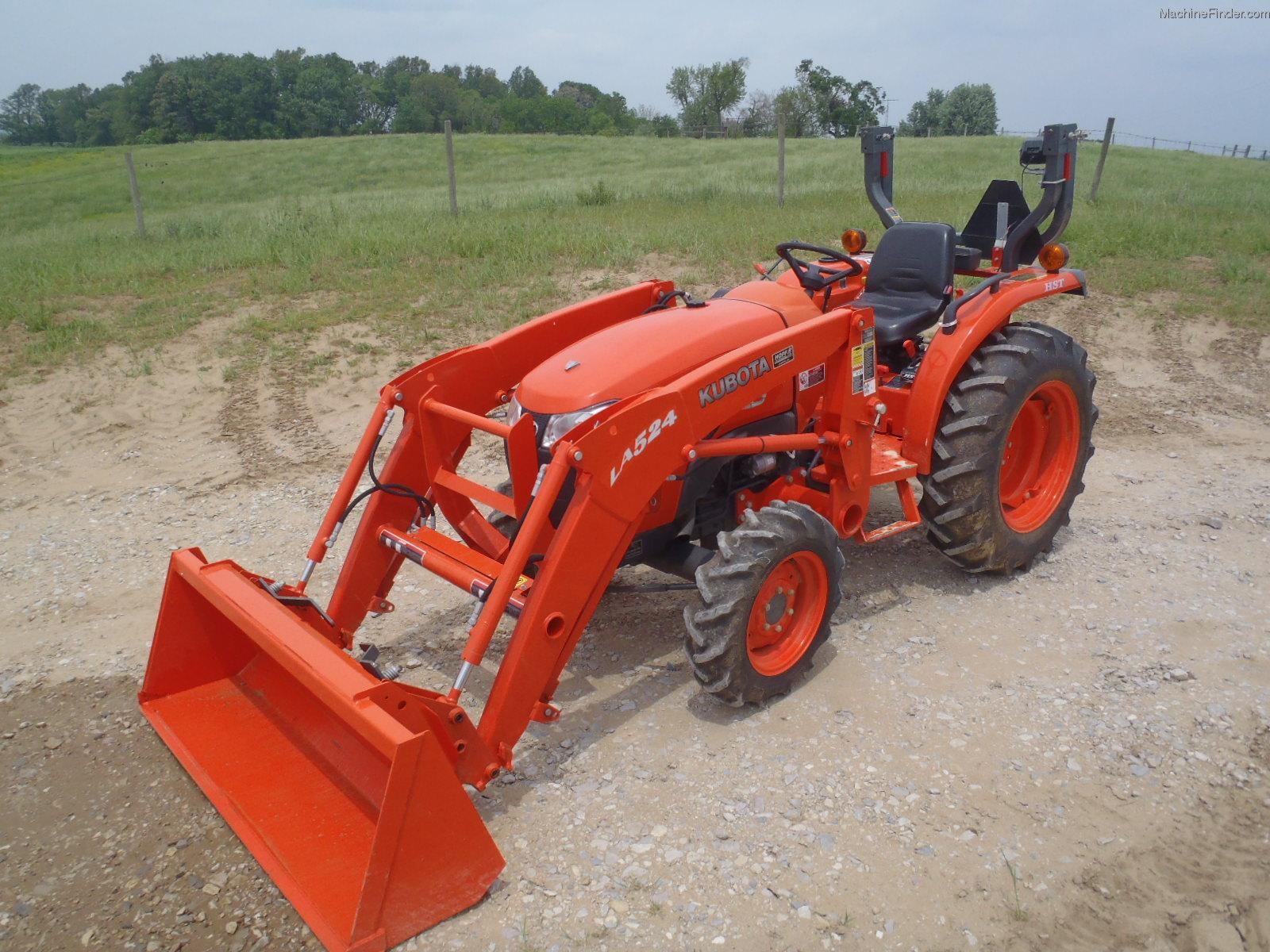 2012 Kubota L3800 Tractors - Compact  1-40hp