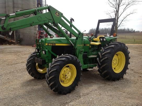 1992 John Deere 2755 Tractors - Utility  40-100hp