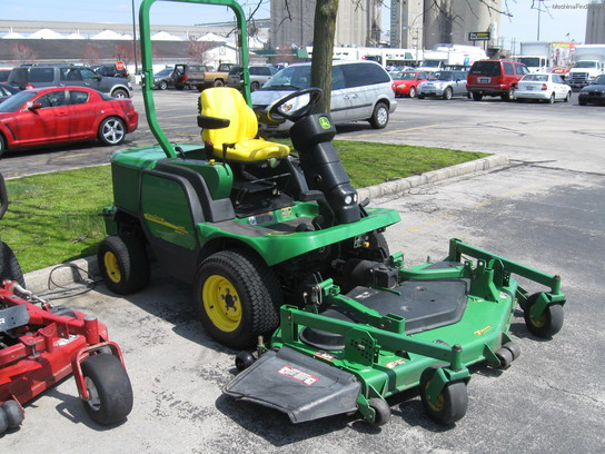 2006 john deere 1445 lawn garden and commercial mowing john deere machinefinder. Black Bedroom Furniture Sets. Home Design Ideas