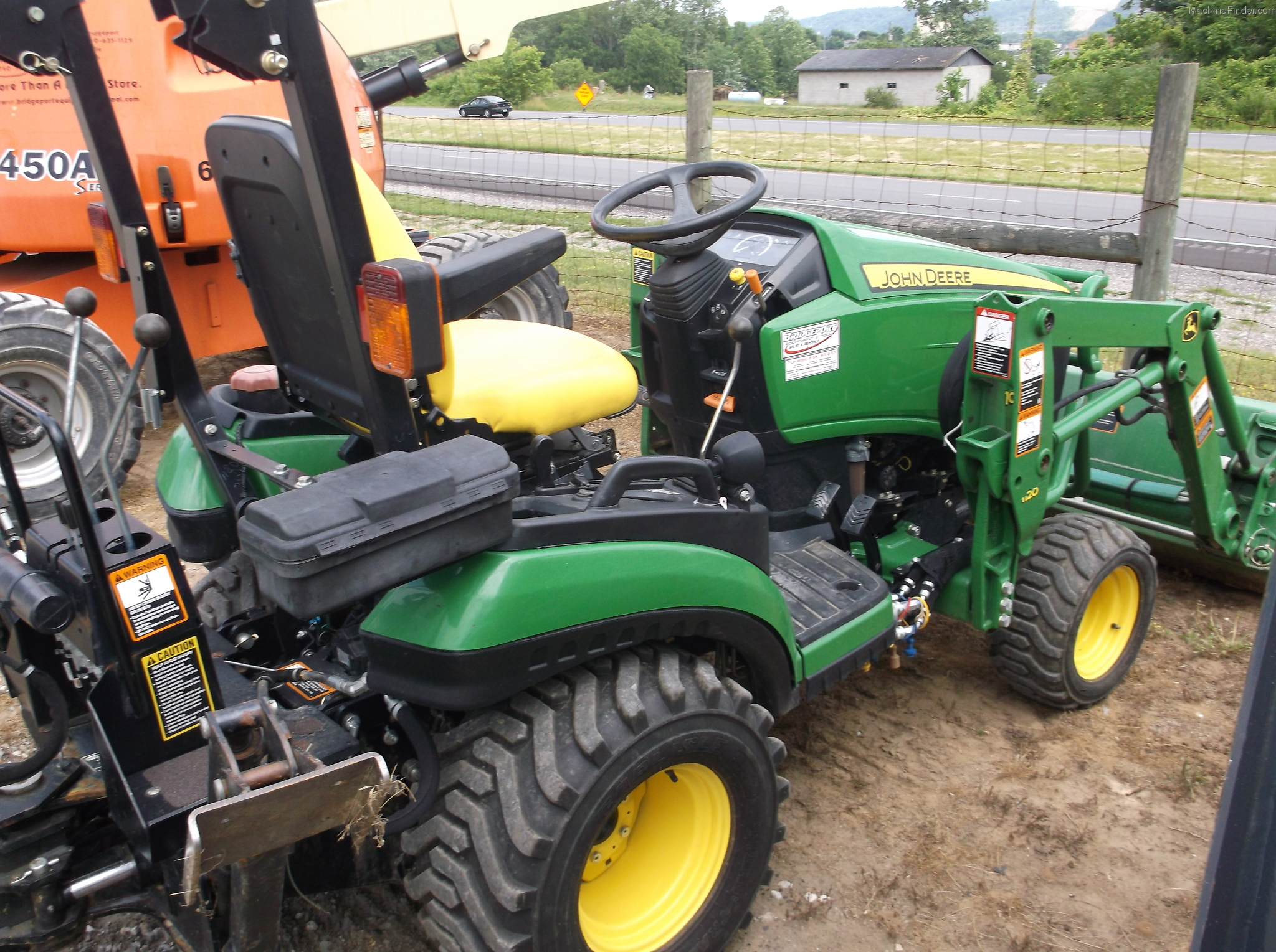John Deere 1026r Attachments : John deere r problems autos post