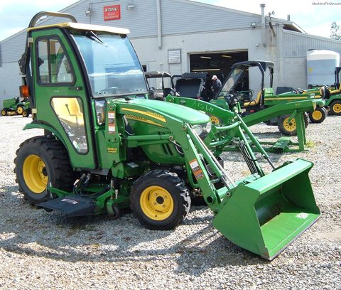 john deere 2320 tractors compact 1 40hp john deere. Black Bedroom Furniture Sets. Home Design Ideas