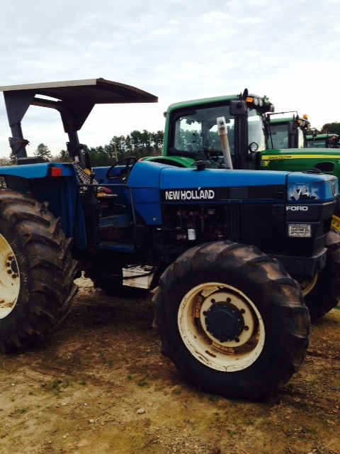 1996 New Holland Tractor : New holland s utility tractors ebay