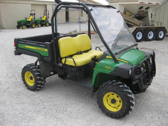 john deere 825i atvs gators for sale 51874. Black Bedroom Furniture Sets. Home Design Ideas