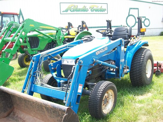 2000 New Holland TC33