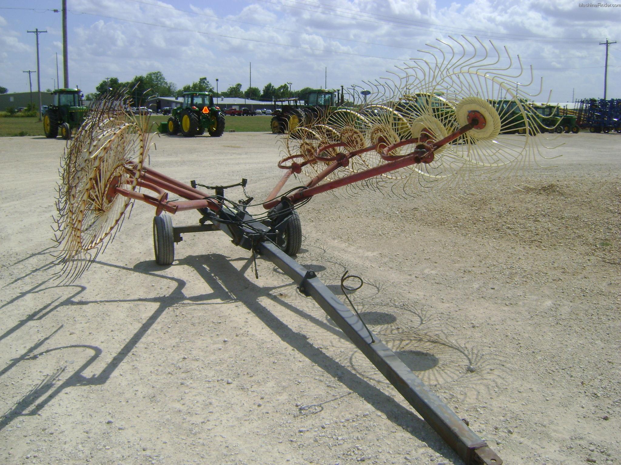 Sitrex Rake Parts : Sitrex hay equipment handling and transport john