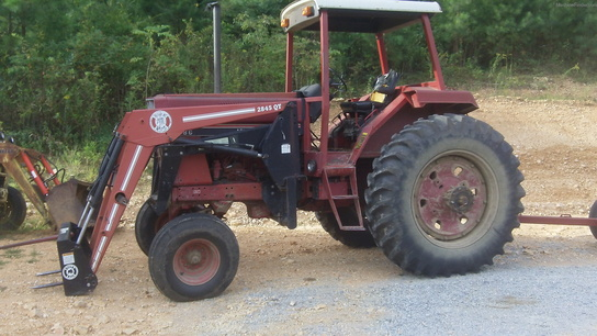 International Harvester 986