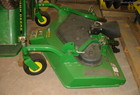 "2001 John Deere 62"" REAR DISCHARGE MOWER"