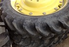 Firestone 320/80r38 TIRES RIMS & CENTERS