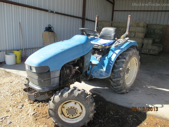 1998 New Holland 1725 Tractors Compact 1 40hp John