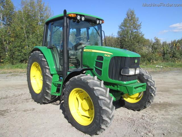 John Deere Mfwd Fenders : John deere tractors utility hp
