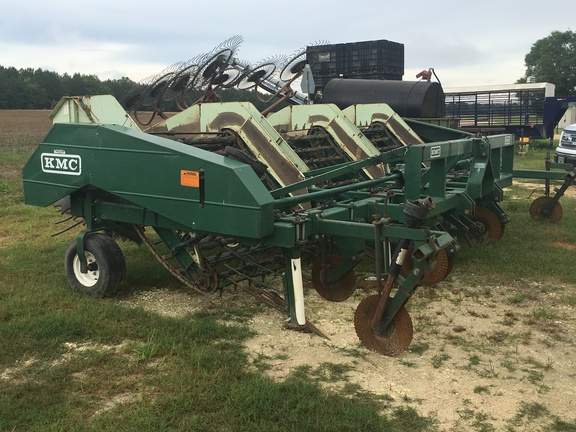 2005 KMC 6 Row Rigid Inverter