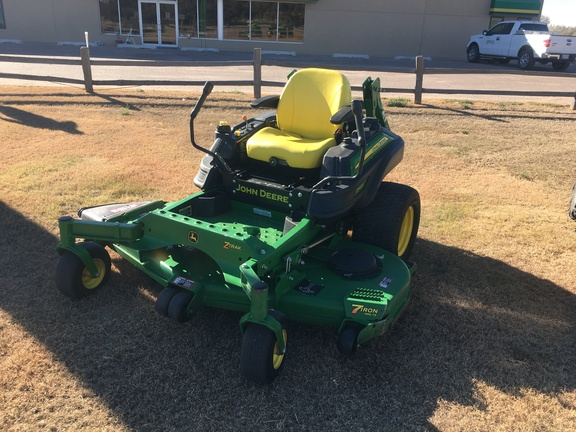 Zero-Turn Mowers