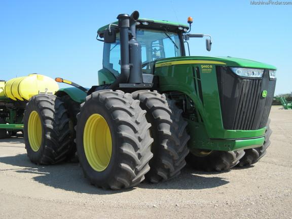 2012 John Deere 9460R