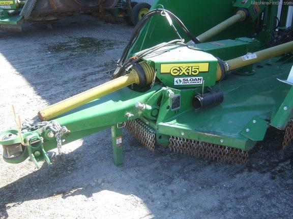 John Deere CX15