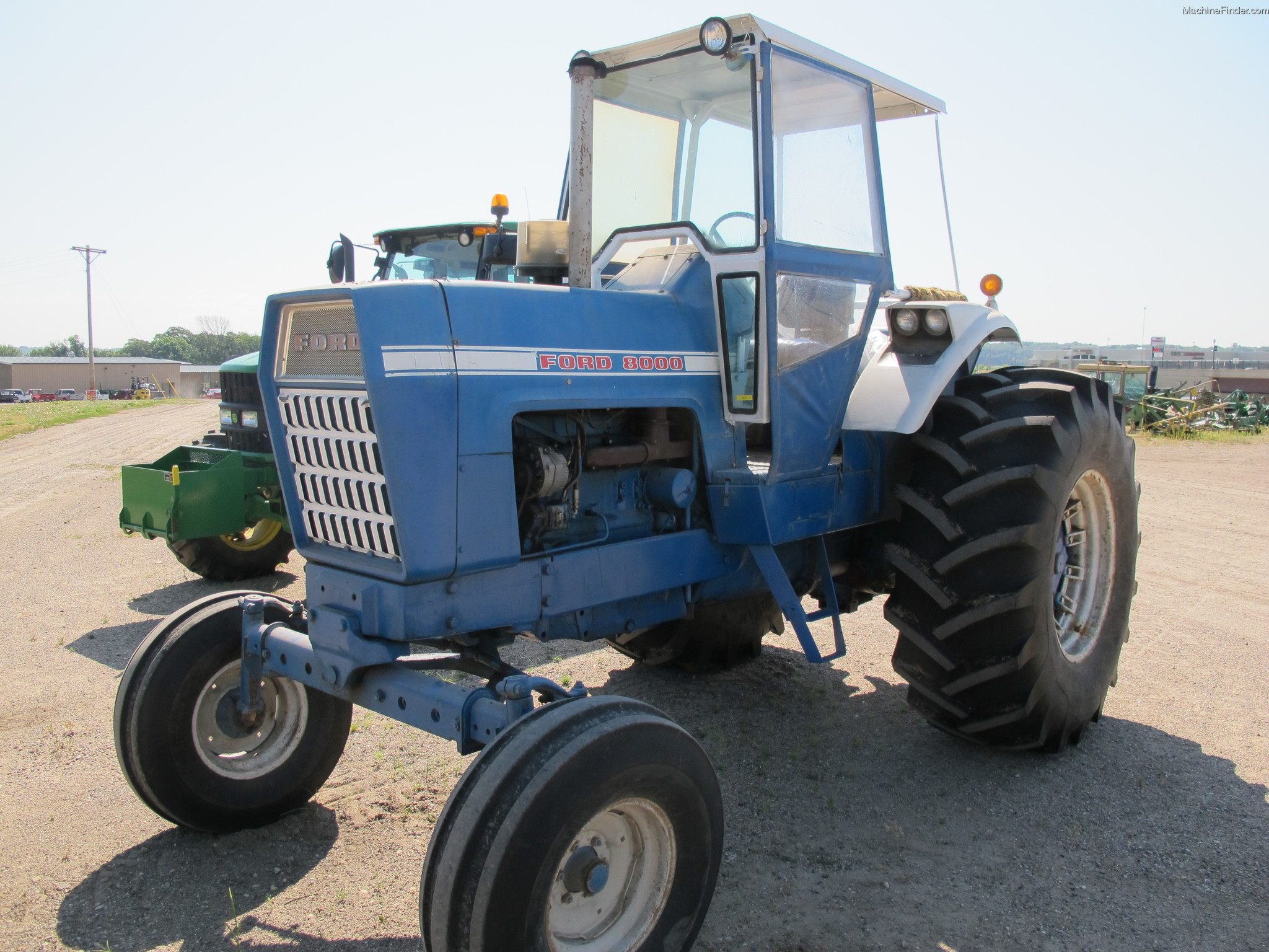 Ford 8000 Tractor Seat Parts : Tweet